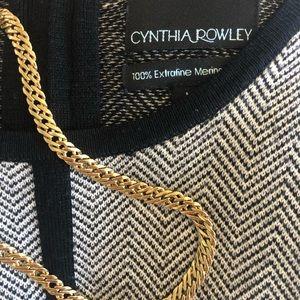 Cynthia Rowley Sweater Dress - Medium